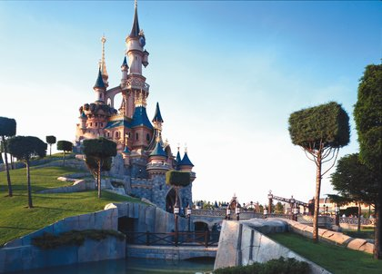 Eurodisney hotel en tickets